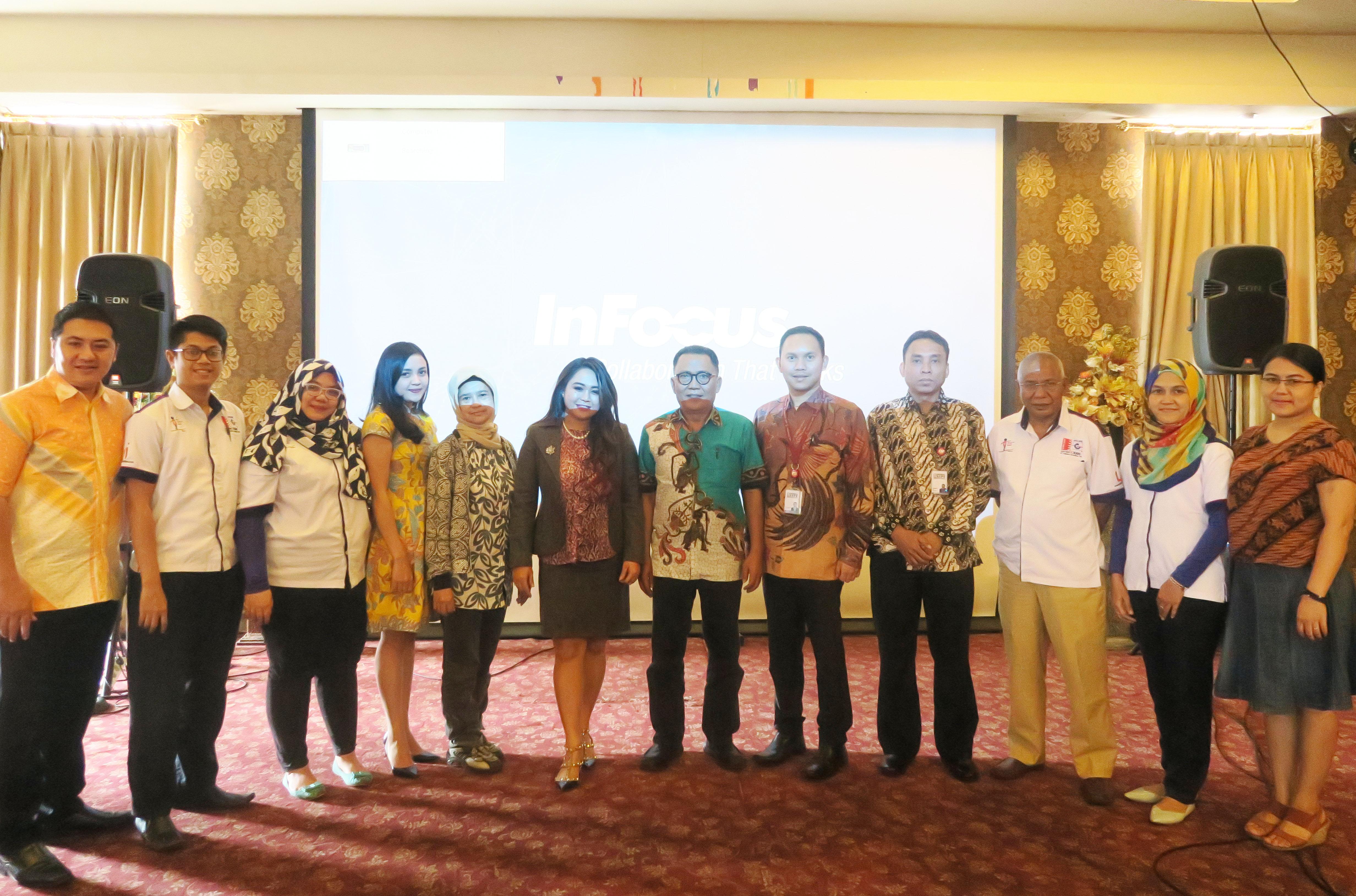 Kunjungan ke PT Reliance Sekuritas Indonesia dalam Rangka Sosialisasi Dana Perlindungan Pemodal